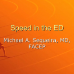 Dr. Michael A. Sequeira MD, FACEP….Regional Director CEP America