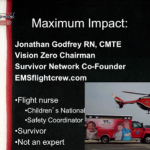 Maximum Impact- Jonathan Godfrey RN, CMTE